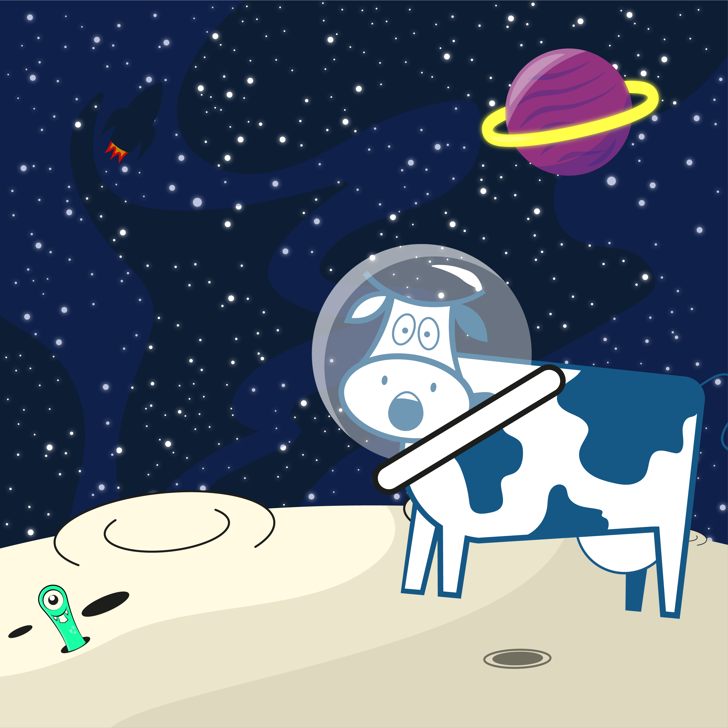 Maisie & The Out of This World Adventure!